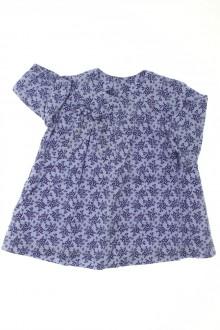 vêtements bébés Robe fleurie Les Bébés de Floriane 3 mois Les Bébés de Floriane