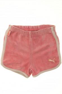 vêtements bébés Short en éponge Puma 6 mois Puma