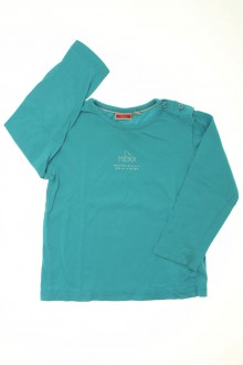 vetement  occasion Tee-shirt manches longues Mexx 2 ans Mexx