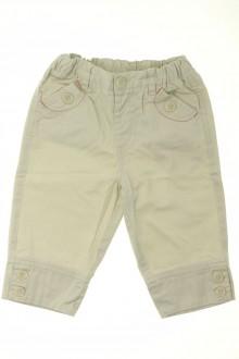 Habits pour bébé Pantalon en toile Natalys 12 mois Natalys