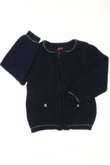 vêtements bébés Gilet zippé Orchestra 9 mois Orchestra