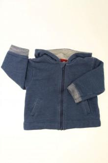 vêtements bébés Sweat zippé Bout'Chou 18 mois Bout'Chou