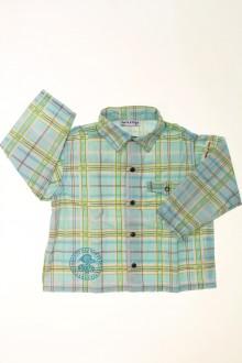 vetements enfants d occasion Chemise à carreaux Sucre d'Orge 3 ans Sucre d'Orge
