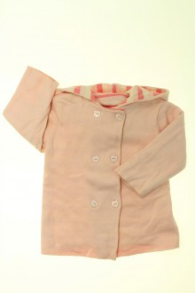 vêtements bébés Gilet doublé réversible Baby Dior 12 mois Baby Dior