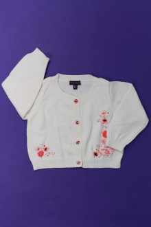 vêtements bébés Gilet
