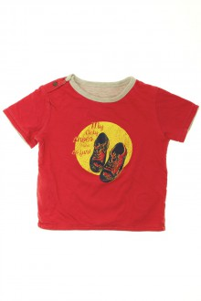 Habits pour bébé occasion Tee-shirt manches courtes