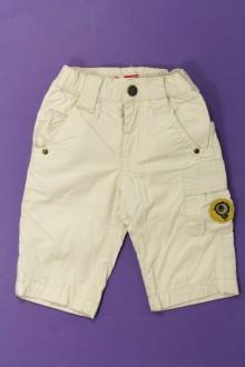 habits bébé Pantalon doublé DPAM 3 mois DPAM