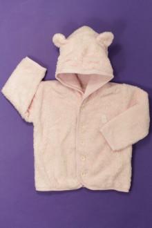vêtements bébés Gilet en peluche Benetton 12 mois Benetton