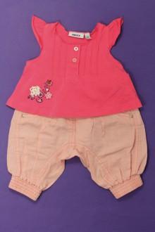 vetements d occasion bébé Ensemble pantalon et tee-shirt Mexx 1 mois Mexx