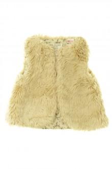 Habits pour bébé occasion Gilet en fourrure Zara 9 mois Zara