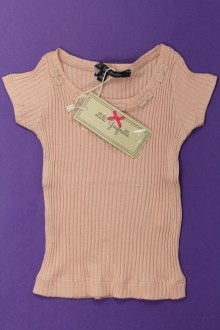 vetement enfant occasion Tee-shirt manches courtes - NEUF Lili Gaufrette 3 ans Lili Gaufrette