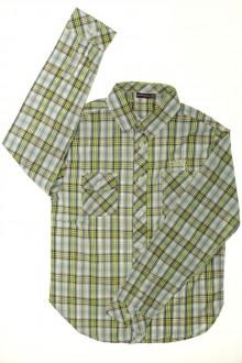 vetement d occasion enfant Chemise à carreaux Sergent Major 10 ans Sergent Major