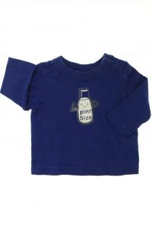 vetements d occasion bébé Tee-shirt manches longues
