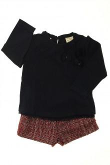 Habits pour bébé Ensemble short et tee-shirt Zara 18 mois Zara