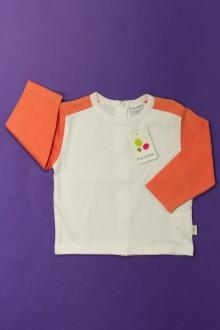 Habits pour bébé Tee-shirt manches longues - NEUF P'tit Bisou 6 mois P'tit Bisou