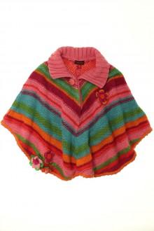 vêtements bébés Cape rayée Catimini 18 mois Catimini