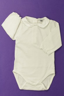 vetements d occasion bébé Body manches longues DPAM 3 mois DPAM