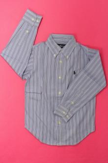 vêtements occasion enfants Chemise rayée Ralph Lauren 4 ans Ralph Lauren