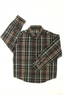 vetement d occasion enfant Chemise à carreaux Timberland 5 ans Timberland