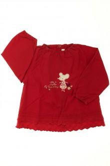 vêtements occasion enfants Blouse manches longues