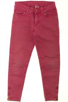 vetement d occasion enfant Jean de couleur Zara 8 ans Zara