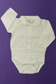 habits bébé occasion Body chemisier Zara 6 mois Zara