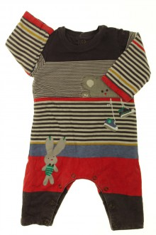 vêtements bébés Combinaison molletonnée