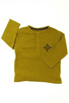vetement occasion enfants Tee-shirt manches longues Vertbaudet 2 ans Vertbaudet