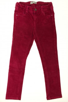 vetement enfant occasion Pantalon en velours fin Okaïdi 8 ans Okaïdi