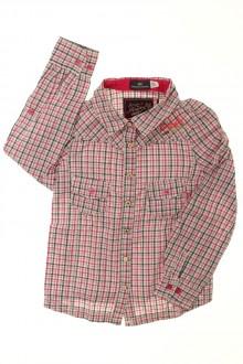 vetement occasion enfants Chemise à carreaux Sergent Major 5 ans Sergent Major