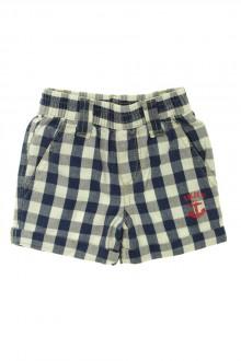 vêtements bébés Short à carreaux IKKS 6 mois IKKS