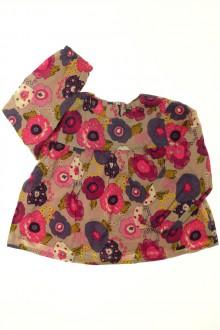 vêtements d occasion enfants Blouse fleurie Marèse 2 ans Marèse