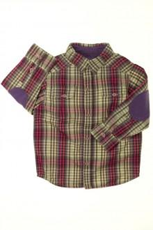 vêtement enfant occasion Chemise à carreaux Marèse 2 ans Marèse