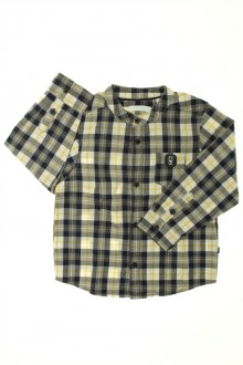 vêtements occasion enfants Chemise à carreaux Obaïbi 2 ans Obaïbi
