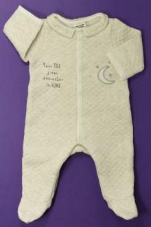 Habits pour bébé Pyjama/Dors-bien matelassé Tape à l'œil 3 mois Tape à l'œil