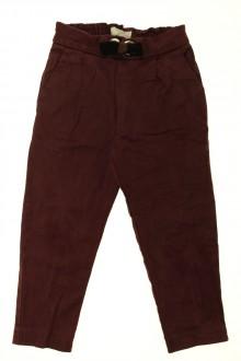 vetements enfants d occasion Pantalon en toile Zara 6 ans Zara