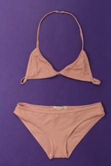 vetement occasion enfants Bikini brillant Monoprix 10 ans Monoprix