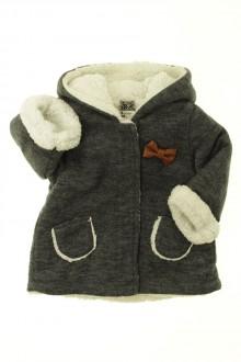 vetement bébé d occasion Manteau en lainage Tape à l'œil 3 mois Tape à l'œil