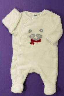 habits bébé occasion Pyjama/Dors-bien en peluche Tape à l'œil Naissance Tape à l'œil