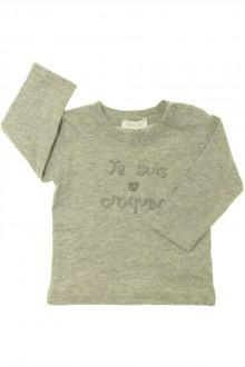 vêtements bébés Tee-shirt manches longues