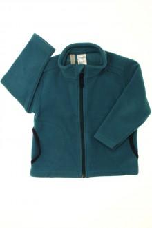 vêtements occasion enfants Sweat polaire zippé Décathlon 2 ans Décathlon