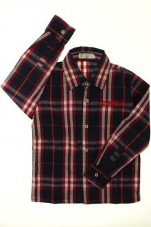 vetement  occasion Chemise à carreaux Interdit de me Gronder 6 ans Interdit de me Gronder