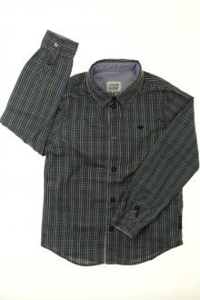 vêtement enfant occasion Chemise à petits carreaux Armani Junior 6 ans Armani Junior