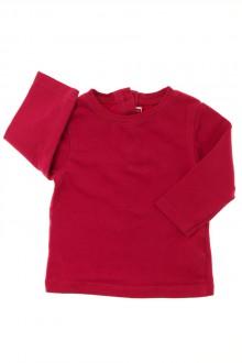 habits bébé occasion Tee-shirt manches longues DPAM 3 mois DPAM