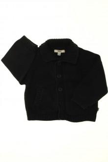 vêtements bébés Gilet Jacadi 18 mois Jacadi