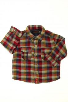 vetement bébé d occasion Chemise à carreaux Catimini 18 mois Catimini
