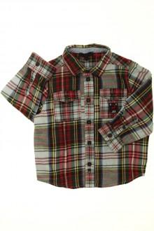 vetement enfants occasion Chemise écossaise Jacadi 2 ans Jacadi