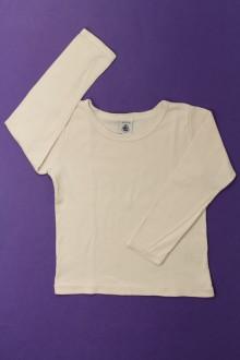 vetements enfant occasion Tee-shirt manches longues Petit Bateau 4 ans Petit Bateau