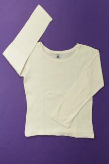 vêtements enfants occasion Tee-shirt manches longues Petit Bateau 6 ans Petit Bateau