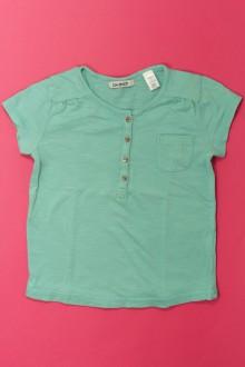 vetements enfants d occasion Tee-shirt manches courtes Okaïdi 3 ans Okaïdi